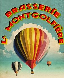 Brasserie La Montgolfière