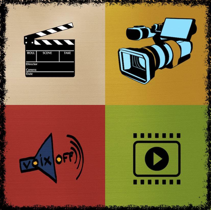 Gaëlle Dumortier - réalisations audiovisuelles